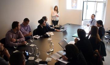 Experiências participativas Bracarenses partilhadas com parceiros europeus